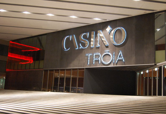 Casino of Tróia